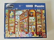 King Disney Picture Gallery 1000 Pcs Jigsaw Puzzle Princess Mickey Donald