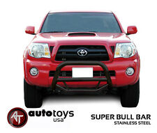 ATU 2002-2006 Honda CRV Black Bull Sport Bar Brush Bumper Grille Guard