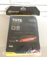EASTON Speed Brigade Tote Baseball / Softball  Bag Bright Pinks day Black