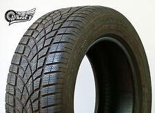 1x 255 55 R18 105H Dunlop Winterreifen Reifen DOT12 BMW AUDI Mercedes 6,5mm