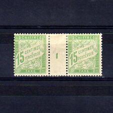 FRANCE Taxe n° 30 neuf avec charnière - Paire millésime 1