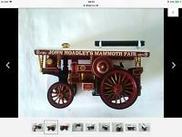 117)...Matchbox Diecast YAS05-M - The Showman's Engine - Hoadleys