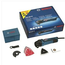 BOSCH GOP 250 CE Professional Multi Cutter Inc 8 Accessori