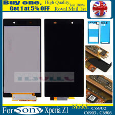 For Sony Xperia Z1 L39h C6903 C6906 C6902 LCD Touch Screen Digitizer Display UK