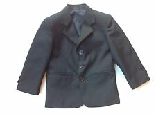 Boy's Greendog Brand 3 Button Blazer Navy Blue Size 4