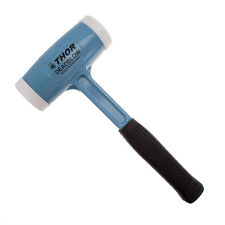 Thor 2020 deadblow 63mm 2.1/2in 1850g 4lb nylon thorace hammer mallet THO2020
