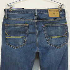 Hollister Slim Straight Jeans Size 30X32