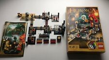 LEGO Heroica Game Caverns Of Nathuz Set # 3859-1 GENUINE LEGO GREAT CONDITION!