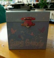 Small Disney Fairies Jewellery Box