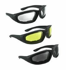 Hot Padded Wind Resistant Sunglasses Extreme Sports Bike Riding Glasses Stylish