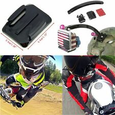 Photography Accessories Mount Buckle Camera Helmet Extension for Gopro Hero