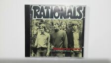 The Rationals Temptation 'bout to get me CD Total Energy RARE Detroit Rock