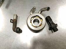 02-06 Acura RSX Type S K20A2 k20z1 engine oil cooler housing motor w/ flange