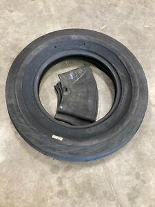 2 New Tires & Tubes Samson 500-15 Farm F-2 Tri-rib 3 Rib 4ply 5.00 Farmall
