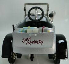 Wedding Cake Topper Decoration A Mini Honeymoon 1920s Ford Model T Pedal Car