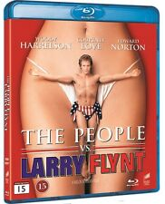 The People vs Larry Flynt  (Region Free) Blu Ray