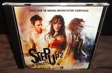 Step Up 2 The Streets Motion Picture Soundtrack (CD, 2008)