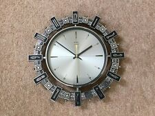 Vintage Antique Battery Operated Clocks