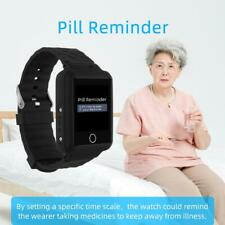 Smart Watch Elderly Bracelet Wristband Fitness Tracker Blood Pressure Heart Rate