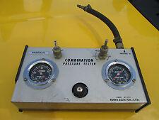 VERY RARE FACTORY HONDA GOLDWING COMBINATION PRESSURE TESTER MODEL KE-55-3