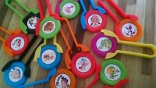 12 Jake and the Neverland Pirates disk SHooter birthday party favor treat loot