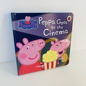 Peppa Pig Peppa Goes to the Cinema Ladybird 9780241371695 Brand New Book