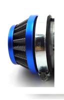 Filtre à air cornet bleu carburateur Dellorto SHA 15/15 mobylette cyclo mob st