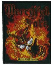 MERCYFUL FATE - Don´t Break The Oath - Aufnäher / Patch - Neu  #45440