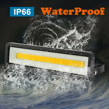 Outdoor 50W LED COB Flood Light tempered glass Project Lamp Advertising Board