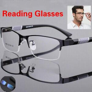 Blue Light Blocking Glasses Spectacles Anti Eyestrain Eyewear Protector NEW