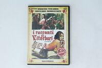 DVD I RACCONTI DI VITERBURI NOSHAME FILM 1973 EDOARDO RE [TI-033]