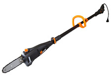 Electric Pole Chain Saw 9.5 ft Telescoping 8 In. Trimmer Pruner Portable Corded