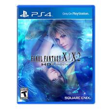 Final Fantasy X/X-2 Hd Remaster Ps4 [Brand New]