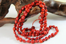 Sutra Gemstone Chakas natural Hot 108 Love Red Bodhi Seeds Mala Necklace Bless