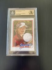 THE OFFICE PAM BEESLY CUYLER SMITH BGS AUTHENTIC AUTOGRAPH RARE MINT
