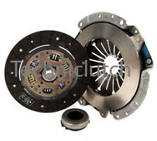 3 PIECE CLUTCH KIT INC BEARING 215MM FOR FORD TRANSIT SIERRA P100 CORTINA CAPRI