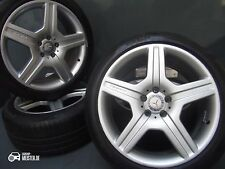 Genuine Mercedes S Class W221 Alloy Wheels ROTALLA NEW Winter TYRES 245 45 R19
