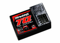 TRA6519 TRAXXAS Receiver, micro, TQ 2.4GHz (3-channel)