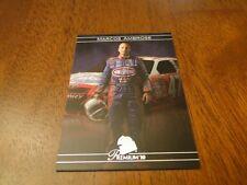 2010 Press Pass Premium Marcos Ambrose Card #17