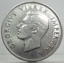 SOUTH AFRICA (Giorgio VI) 2-1/2 Shillings 1944