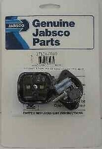 Jabsco 37121-0010 Water Pump Pressure Switch Kit