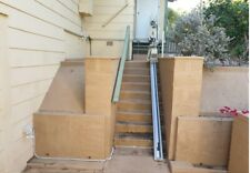 Acorn Super glide 1300 T700 Stair Lift Outdoor Or Indoor. Excellent Condition