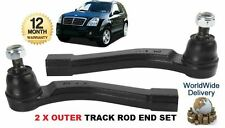 FOR SSANGYONG REXTON RX270 RX290 RX320 2002-> 2x OUTER LH & RH TRACK TIE ROD END
