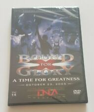 TNA Impact Wrestling Bound For Glory 2005 DVD