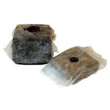 """10x Mottes / Blocs compressés de Jiffy Coco Block 2"""" (5x5x5cm)"""
