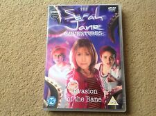 Doctor Who spin-off Sarah Jane Adventures Invasion of the Bane DVD Sent POSTFREE