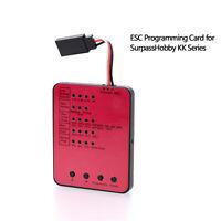 Équipe Corally Battery ESC Tray v2 Large composite 1 PC//c-00180-615