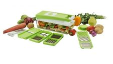 Branded Nicer Dicer Plus Vegetable Cutter Fruit Slicer Peeler 14 in 1 best quali