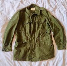 US Army M51 OG107 Field Jacket - Vintage, Genuine Vietnam War-era Issue,1962