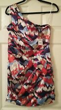 Next Runway   Dress Size 12  Red Multi party/special occassion